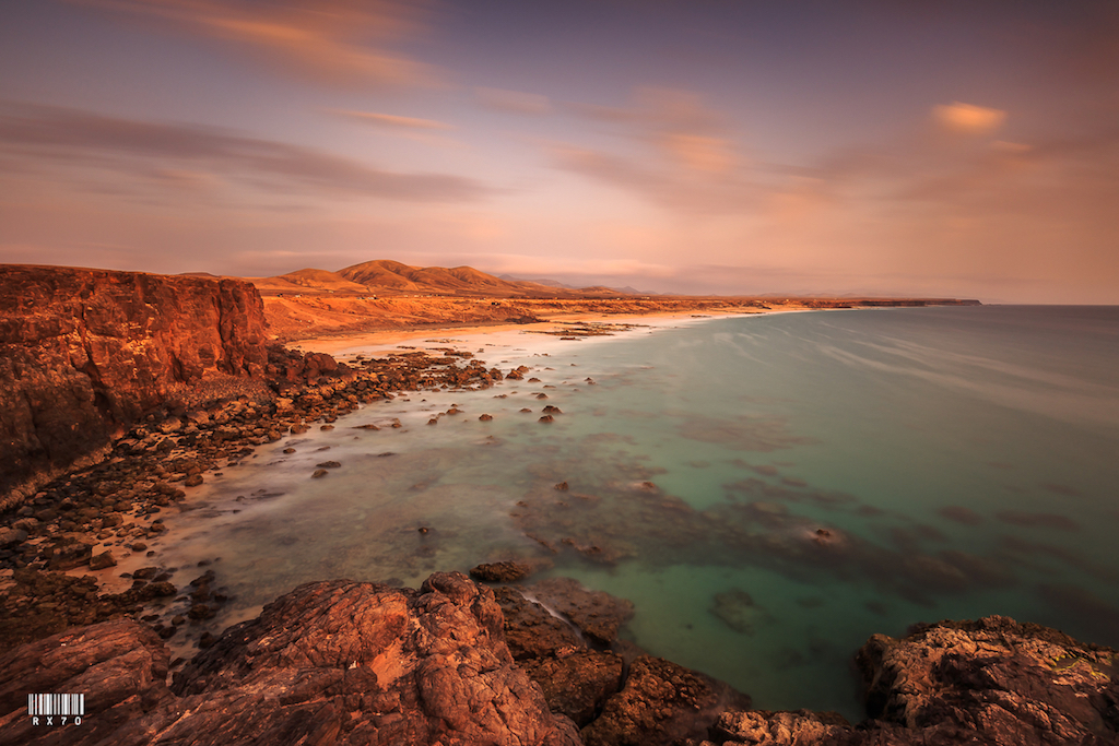 "Today's Photo Of The Day is ""Fuerteventura – Playa del Castillo"" by Ryszard Lomnicki."